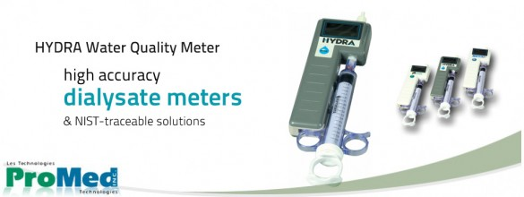 Hydra water quality meter